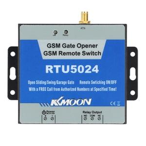 Image 3 - GSM Gate Opener GSM Remote Switch RTU5024 Garage Swing Sliding Gate Opener Remote Control On/Off Switch Access Door Opener