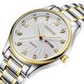 2016 luxury brand ORRISON Watches men quartz watch men full steel wristwatches dive 30m Fashion business watch relogio masculino