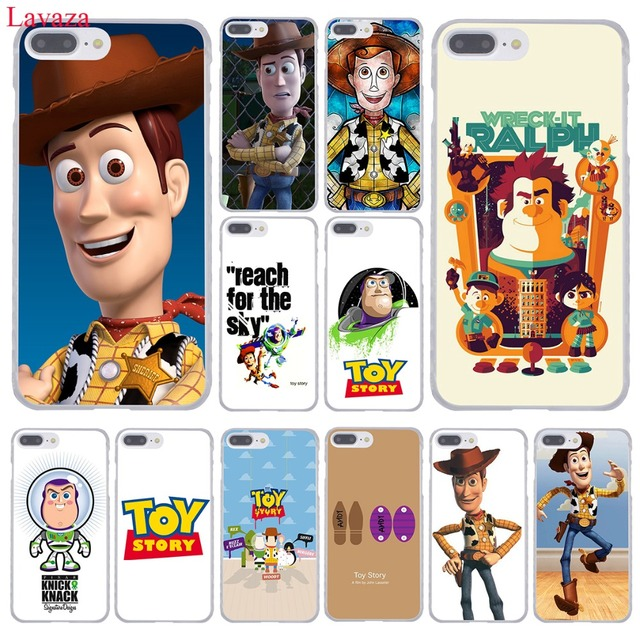 Lavaza Toy Story coque de t l phone rigide pour Apple iPhone XR XS Max X 640x640