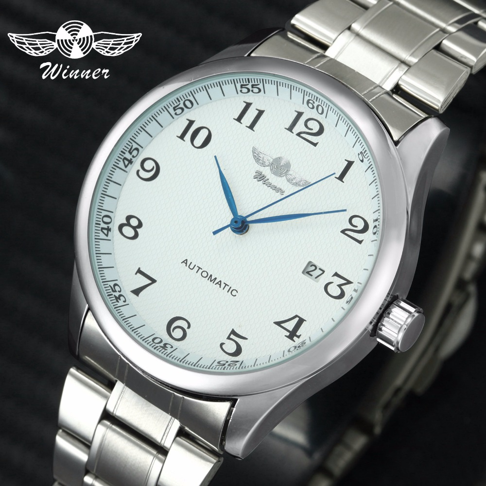 WINNER Automatic Luxury Watch Business Watches for