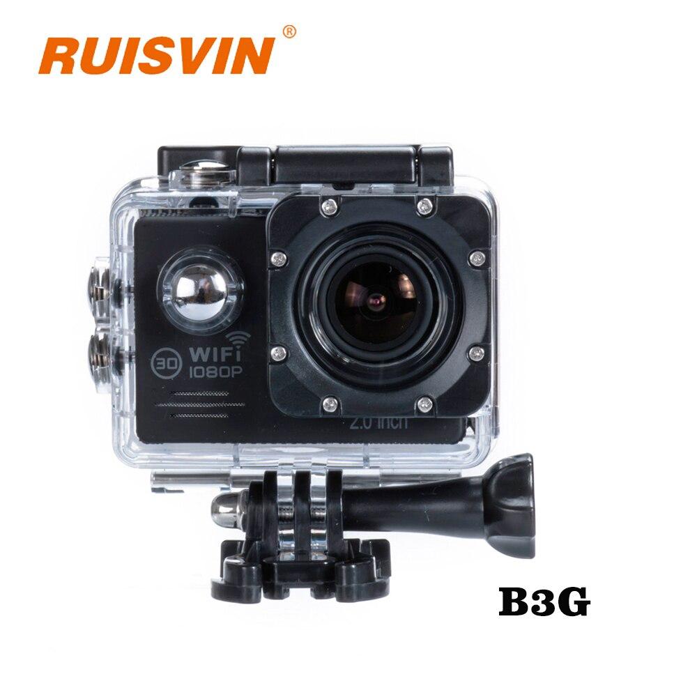 Frank Ruisvin 2018 Neue Wifi Action Kamera B3g Helmet Cam 5 Stil Wasserdichte Kamera Volles 1080 P Ultra Hd Kamera Deportiva Unterhaltungselektronik
