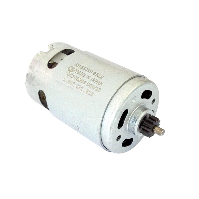 HC683LG nuolatinės srovės variklis 18 V 14,4 V 12 V 10,8 V 9,6 V su - Elektrinių įrankių priedai - Nuotrauka 2