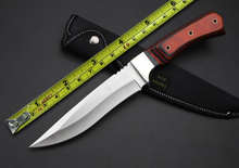 Columbia Fixed Blade Knife Stainless Steel Knife For Home Camping Climbing Hiking Outdoor Survival Tool Hardness 56Hrc