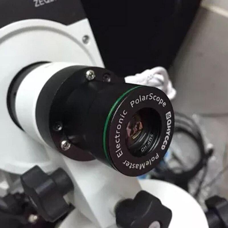 Spedizione gratuita QHY PoleMaster PolarScope Elettronico, con free adattatore