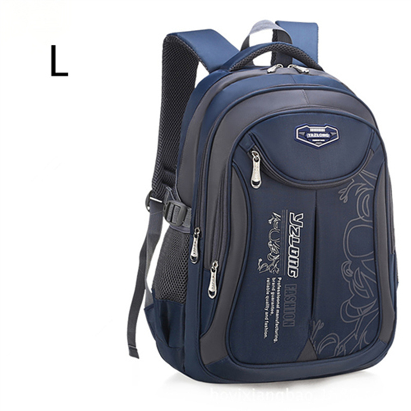 2019 Orthopedic Backpack Primary School Bags For Boys Girls Kids Travel Backpacks Waterproof Schoolbag Book Bag Mochila Infantil