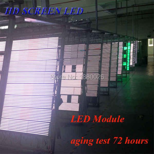 Guter preis hohe qualität 256x128mm HUB75 64x32dots SMD RGB P4 led-modul für HD P4 indoor-led display