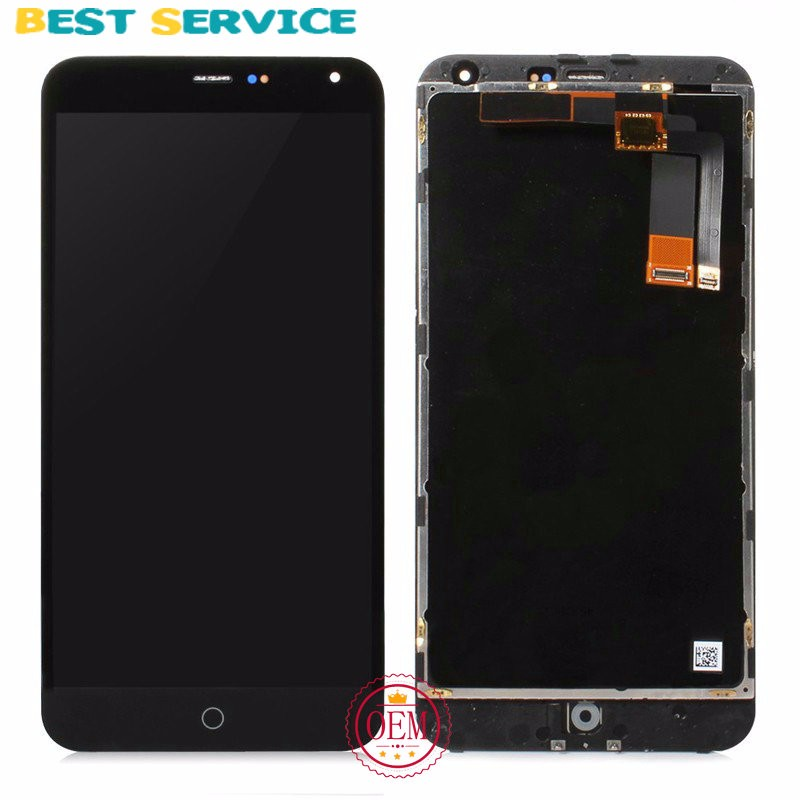 For-5-5-Meizu-M1-note-Meilan-Note-Touch-Screen-Digitizer-Panel-Sensor-Glass-LCD-Display