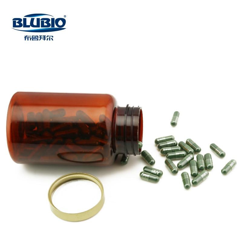 BluBio font b Health b font font b care b font product Spirulina L carnitin capsule