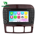 WINCE 6.0 MTK MT3360 Car DVD GPS Navigation Player Car Stereo for Benz S W220 1999-2006 Radio 3G Wifi Bluetooth