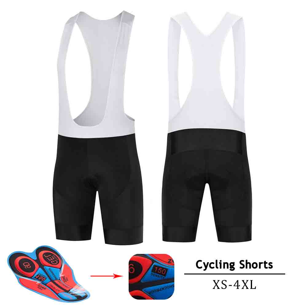 2019 Summer pro team man's cycling <font><b>bib</b></font> <font><b>short</b></font> pants lycra mtb bicycle sweatpants for menswear bike trousers tights outdoor sports image