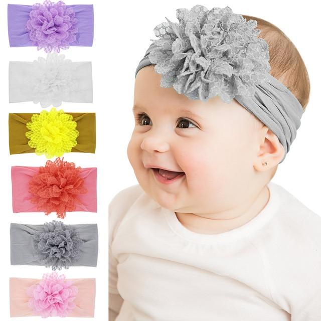 3227bf39e Baby Headband Christmas Baby Headband Baby Girl Accessories Girls Bows  Infant Headbands Baby Girl Turban