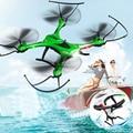 H31 jjrc rc helicóptero quadcopter zangão sem câmara ou com câmera à prova d' água ou wi-fi fpv câmera modo headless