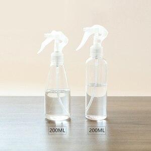 Image 5 - 200 мл маленькая распылительная бутылка для полива цветов, косметический салон, косая Наплечная дозирующая ПЭТ пластиковый флакон с распылителем BQ020