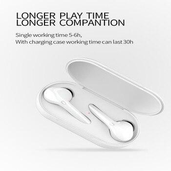 New Arrive M6s TWS True Wireless Earphone 1:1 Bluetooth 5.0 Earbuds airpods HiFi Binaural Call Sports Headphones Dropshipping