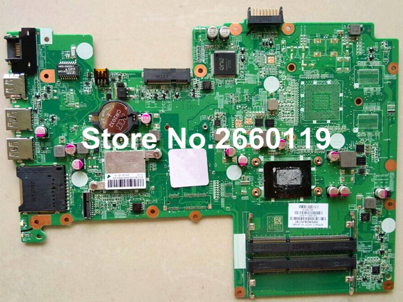 все цены на  laptop motherboard for HP 701691-501 pavilion15 DA0U36MB6D0 system mainboard fully tested and working well  онлайн