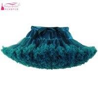 Little Girl Tutu Skirt Sweety Flower Girl Dresses Princess Tulle Party Dance Skirts For Girls Cheap