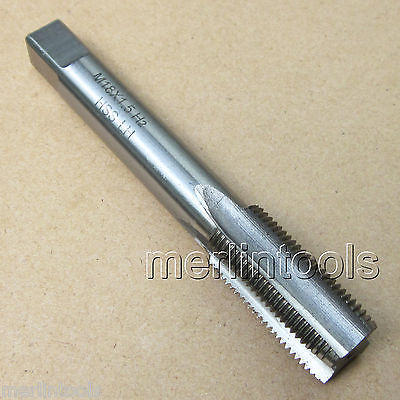 ФОТО 18mm x 1.5 Metric HSS Left hand Tap M18 x 1.5mm Pitch