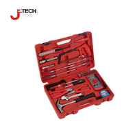 Jetech tool 25pcs/set equipment technician electronic repair tool kit set combination hand tools sets with case toolbox