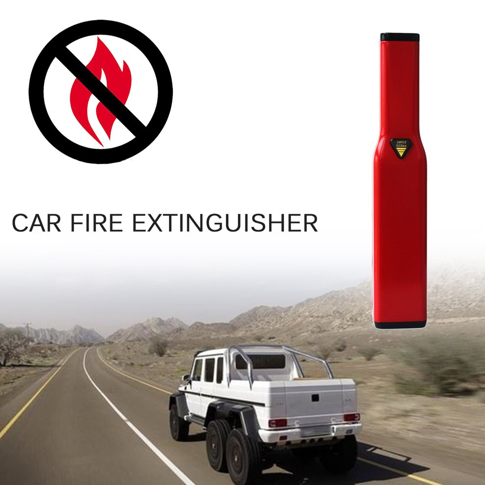 MX-IV Automobile Fire Extinguisher Safety protection fire extinguishing tool