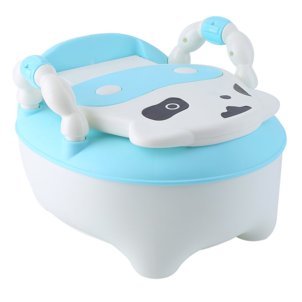 Portable Baby Potty Multifunction Baby Toilet Cow Children Potty Training Boys Girls Toilet Seat Kids Chair Toilet Pot Urinal серьги page 4