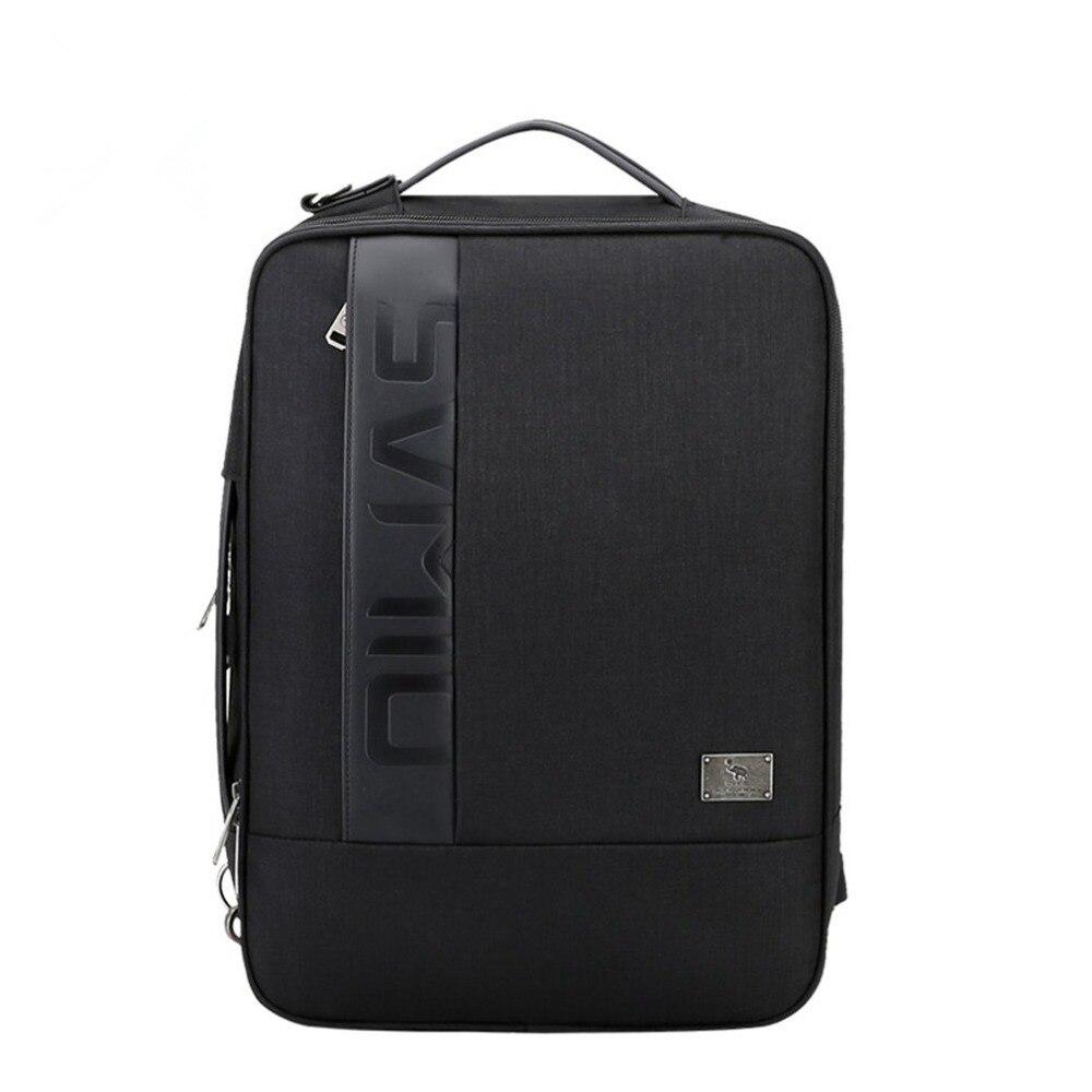 Oiwas Men Male Classic Design Business Backpack Large Capacity Travel Backpack Shoulder Bags for 14 Inch Laptop oiwas large capacity multifunctional men women backpack waterproof 15 inch notebook laptop shoulder bag