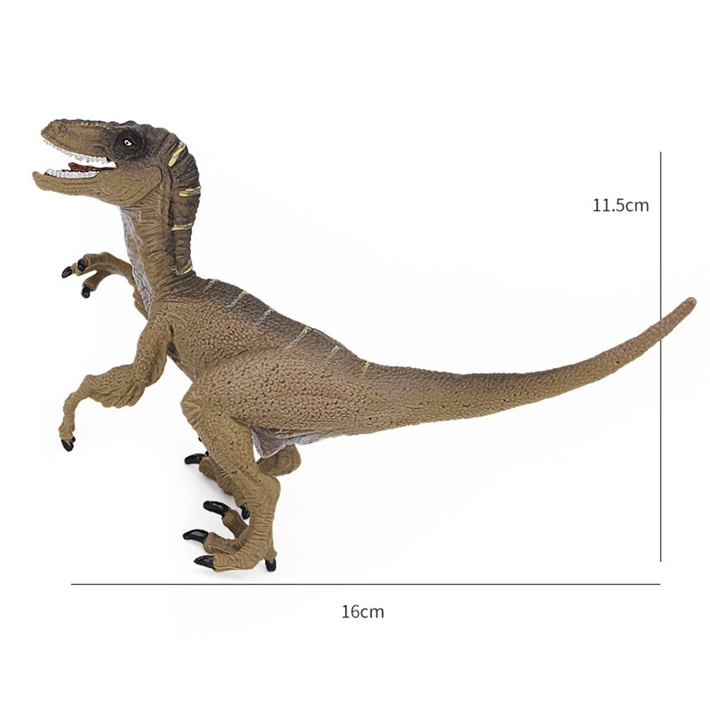 Toys & Hobbies 1pcs Educational Science Toy Simulated Shaking Head Dinosaur Model Toy