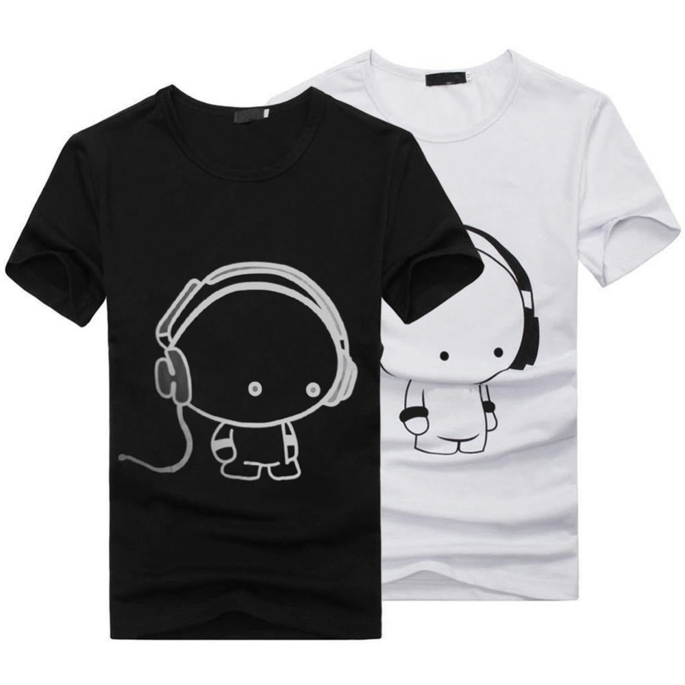 Popular Couple Tshirts-Buy Cheap Couple Tshirts lots from China ...
