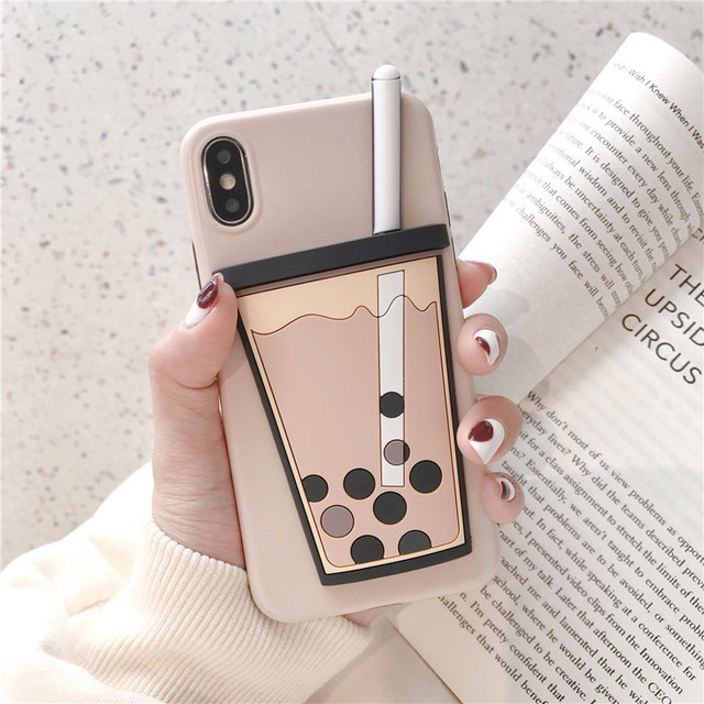 Boba Case For iPhone
