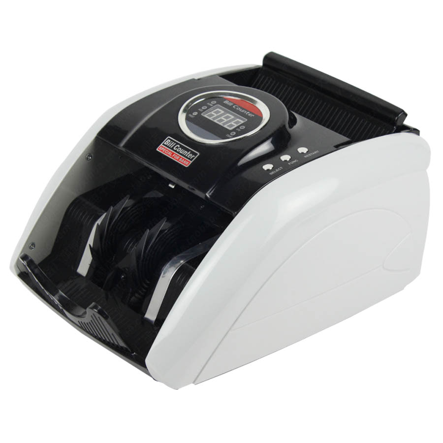 220V Money Counter Suitable for EURO US DOLLAR etc. Multi-Currency Compatible Bill Counter Cash Counting Machine цена