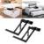 1 Par Levante Mecanismo de Mesa de Café Bastidor de Elevación Superior Resorte de La Bisagra de Hardware