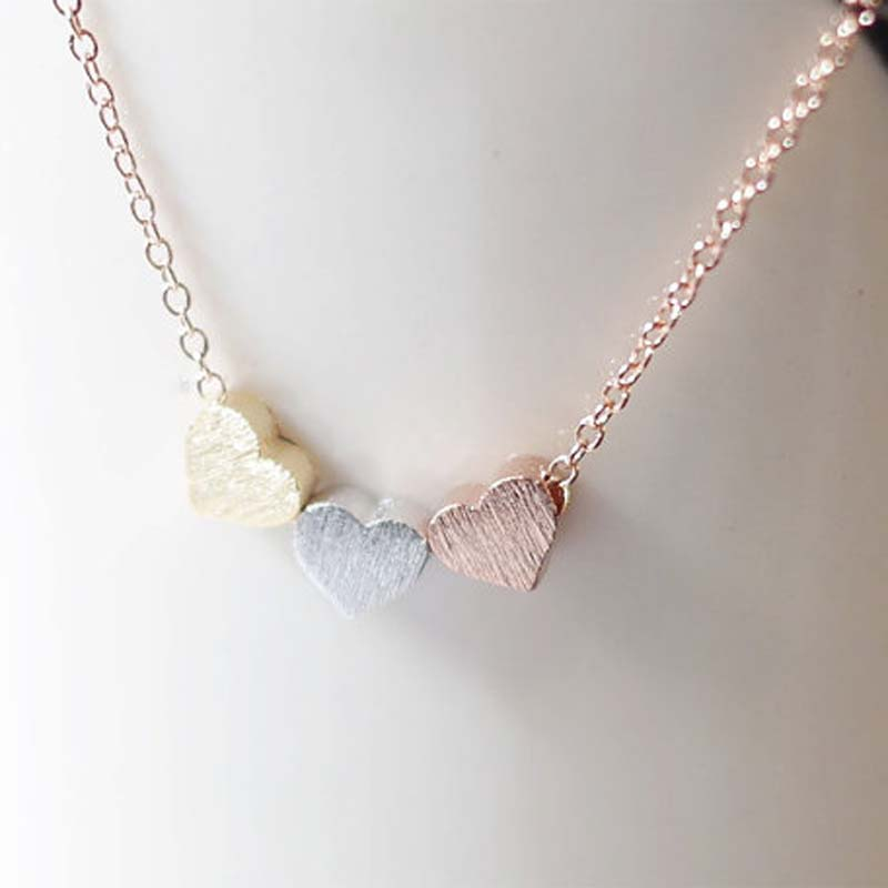 Three Heart Pendant