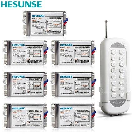 433 MHz sans fil Smart Fréquence Radio Télécommande émetteur Mural Panneau Stick Interrupteur Contrôle