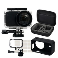 Protect Kit Bag For Xiaomi Mijia 4K Protable Mini Camera Waterproof Housing Case Side Frame Cover