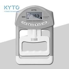 Measurement-Meter Hand-Grip Hand-Dynamometer KYTO Digital Power 200 Auto-Capturing Lbs/90-Kgs