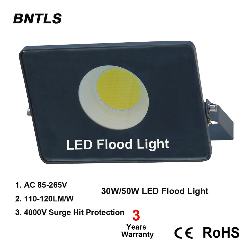 100W LED Flood Light Outdoor IP66 Waterproof 13000Lm for Garage,Garden,Yard