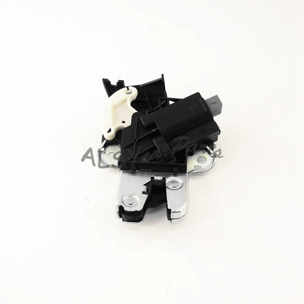 YIMIAOMO New Bootlid Rear Trunk Lid Lock Latch For VW Eos Jetta MK5 Passat Audi  4F5 827 505 D  4F5827505C/B/A  4E0 827 505 C