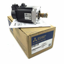 In Stock 400W Servo Motor HG-KN43J-S100 Low Inertia And Servo Drive MR-JE-40A hc mfs43 mr j2s 40a 200v 2 8a 400w 1 3nm 3000rpm ac servo motor drive kit with 3m cable new