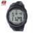TTLIFE Mens Reloj Deportivo Digital Resistente Al Agua 100 m Auto Calibración Correa de Silicona Multifunción de Natación Al Aire Libre Reloj de Pulsera para Hombres