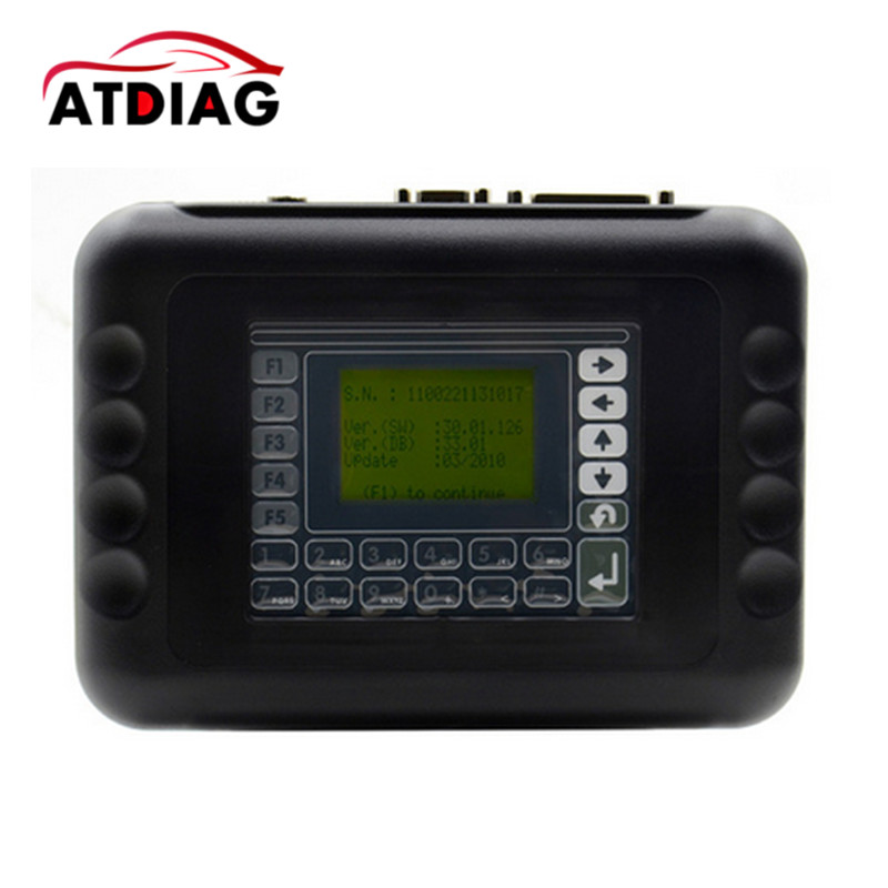 2SBB Key Programmer V33.01 No Token Limit Auto Key Programmer SBB V33.01 Immobilizer Programmer Support most brazil cars