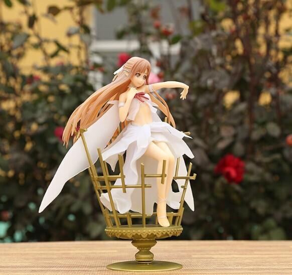 9″ 22CM Sword Art Online : Yuki Asuna Fairy Dance