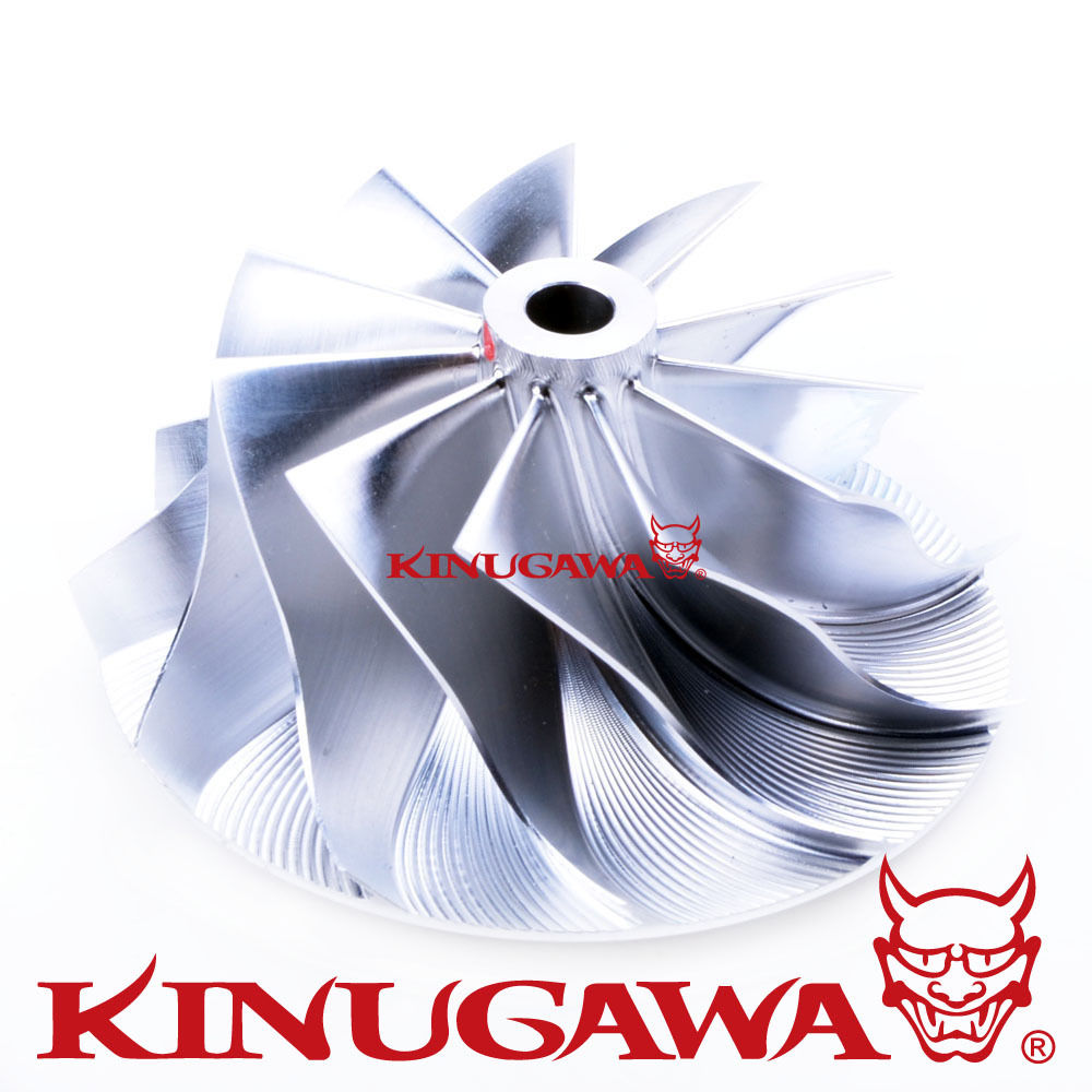 Kinugawa Turbo Billet Compressor Wheel 46.02/58mm 11+0 for VOLVO / for SAAB / for SUBARU TD04HL-19T