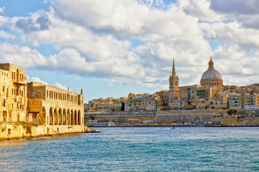 Image result for mediterranean sea landscape malta