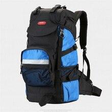45L 60L Outdoor Camping Large Capacity Sport Backpacks Shoulder Bag Hiking Backpack Athletic   Sport Men Travel Bag S272