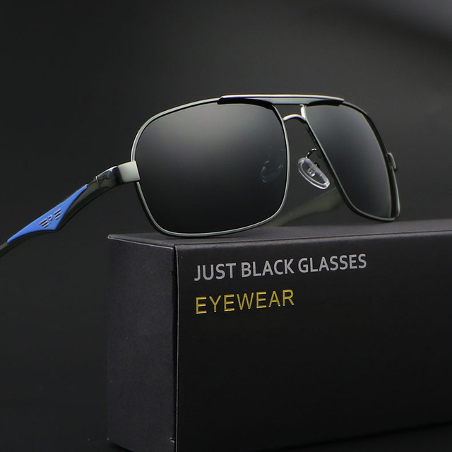 8809c8c1fe26 Sunglasses Men Goggles Luxury Brand Design Sports Driving Sun Glasses For  Male Outdoor Aviator Hot Oculos De Sol Ray