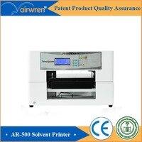 OEM datacard máy in tấm sắt thiết bị in ấn eco-dung môi máy in a3