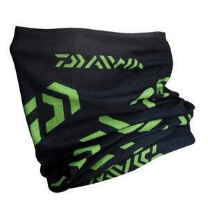 Image 5 - Daiwa cachecol mágico de verão, para atividades ao ar livre, à prova d água, protetor solar, sem costura, para ciclismo, escalada, verão