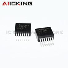 купить LM2670S-ADJ LM2670S TO-263 Pressure regulator 100% new original integrated IC chip по цене 125.4 рублей