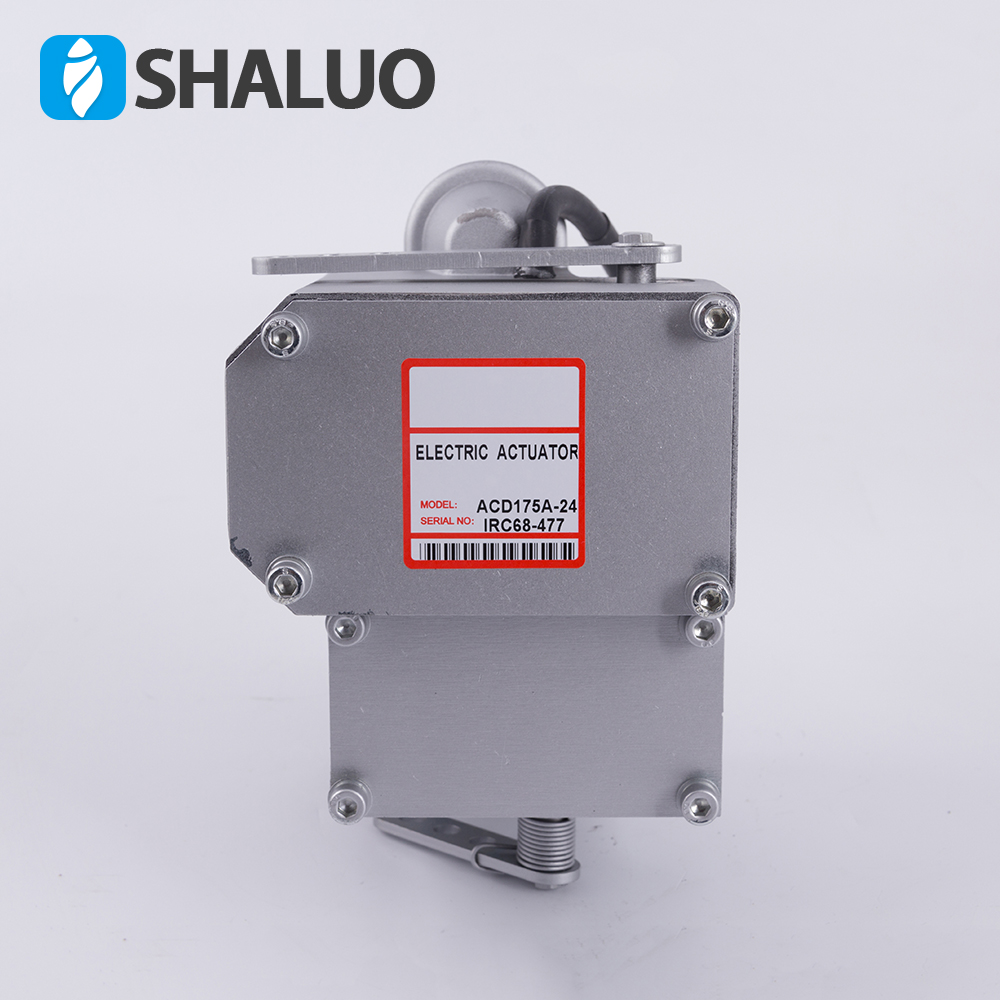 Actuator ADC175 linear motor controller Genset Generator part DC Pneumatic Parts diesel electric cylinder actuator valve