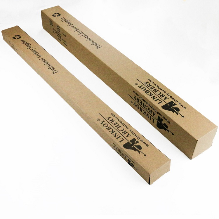 12 pçs linkboy id6.2mm seta de carbono