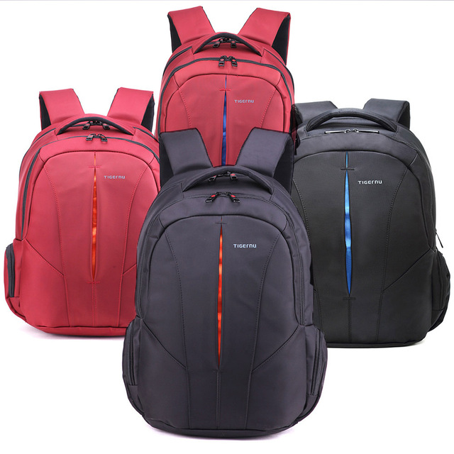 2412c82da226 T-B3105 Tigernu Waterproof FIne Men Women Nylon Backpack Laptop Rucksack  Shool Back Bag Mochilas High Quality